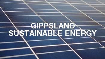 Gippsland Sustainable Energy