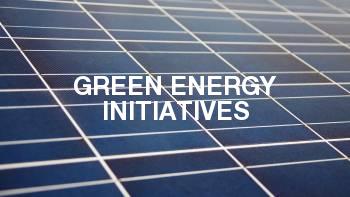 Green Energy Initiatives