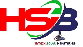 Hytech Solar Batteries
