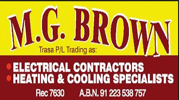 MG Brown