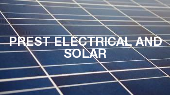 Prest Electrical and Solar