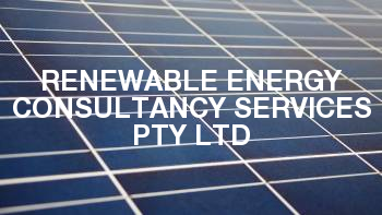 Renewable Energy Consultancy Services Pty Ltd