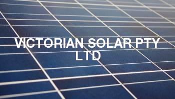 Victorian Solar Pty Ltd
