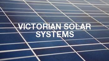 Victorian Solar Systems