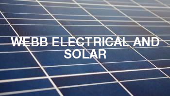 Webb Electrical and Solar