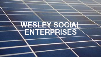 Wesley Social Enterprises