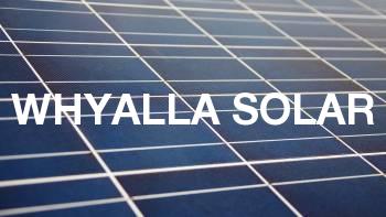 Whyalla Solar