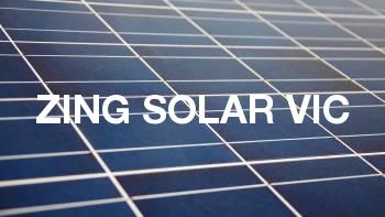 Zing Solar Vic
