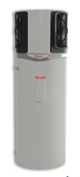 integrated heat pump hot water