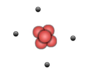 atom in solar pv panel