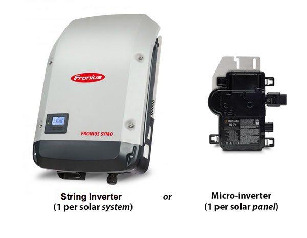 string inverter vs microinverter